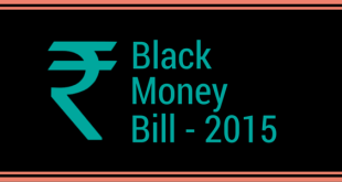 Black money bill 2015