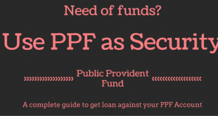 Loan against ppf