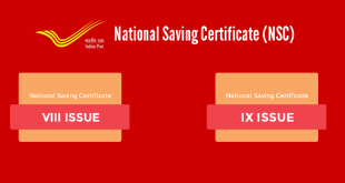 National Saving Certificate (NSC)