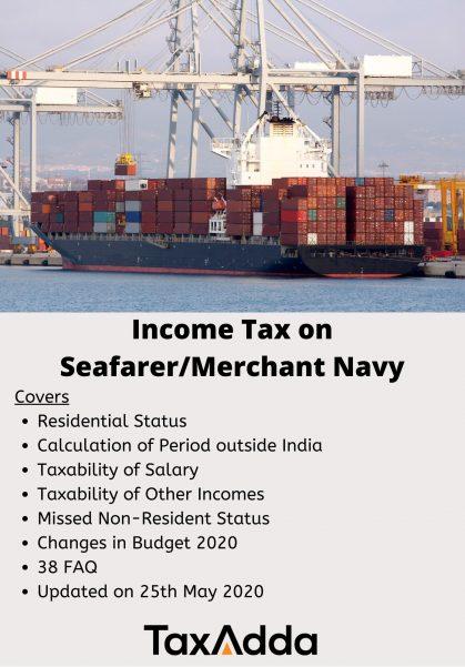 Seafarer E-book Cover
