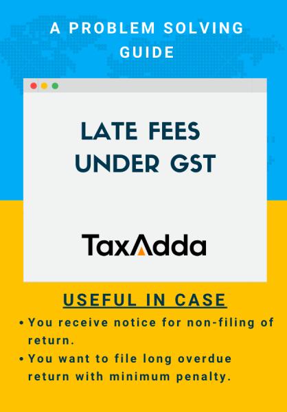 gst late fees ebook