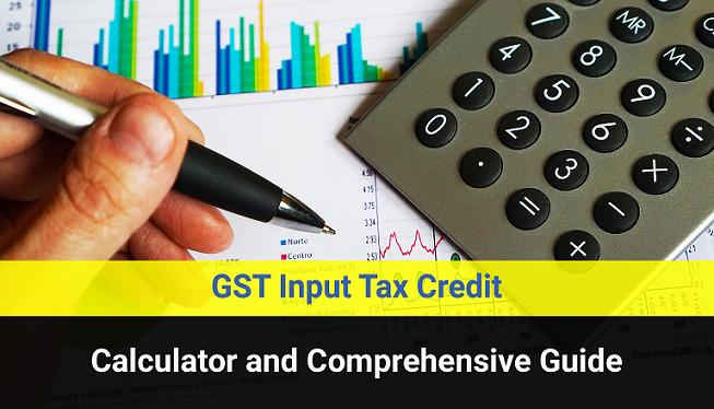 gst-input-tax-credit