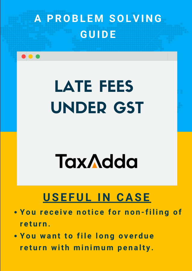 gst late fees ebook