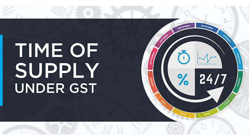 time of supply under gst